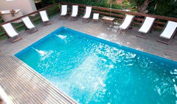 Hotellikuvia: El Remanso, Valeria del Mar