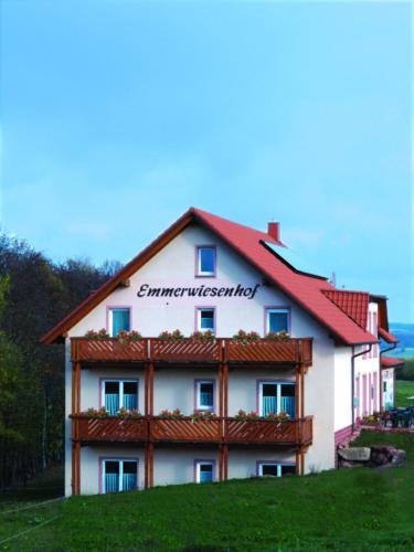 Hotel Pictures: Panorama Gasthof Stemler, Eulenbis