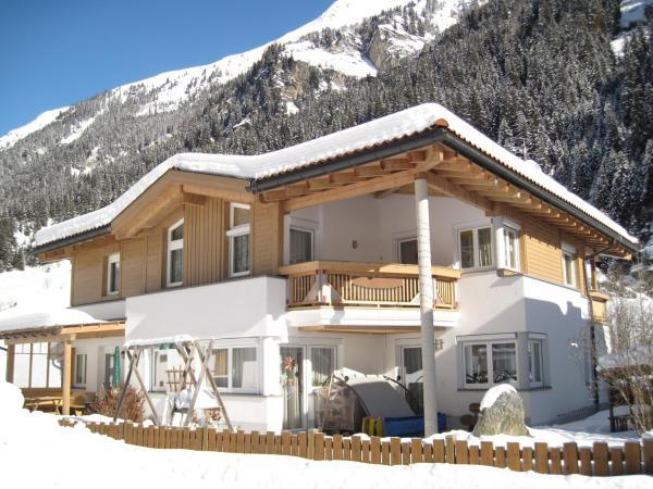 Fotos do Hotel: Appartement Alpina, Sankt Leonhard im Pitztal