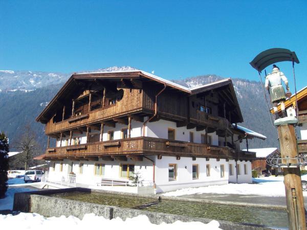 Zdjęcia hotelu: Apart Landhaus Heim, Mayrhofen