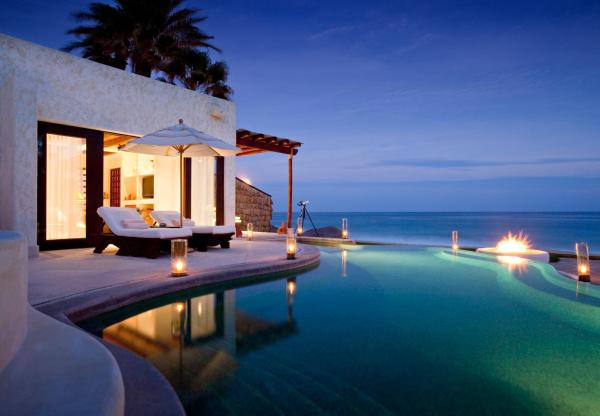Deluxe One-Bedroom Villa with Ocean View