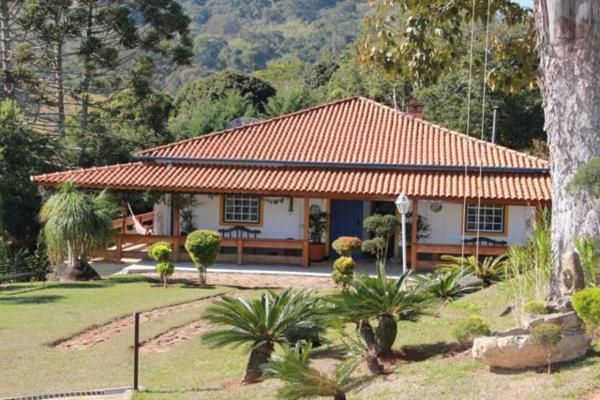 Hotel Pictures: Hotel Estancia Maria Flor, São Lourenço