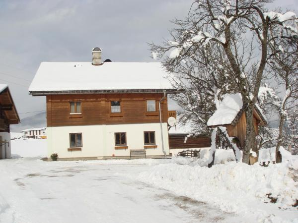 ホテル写真: Brandstättgut, アルテンマルクト・イム・ポンガウ