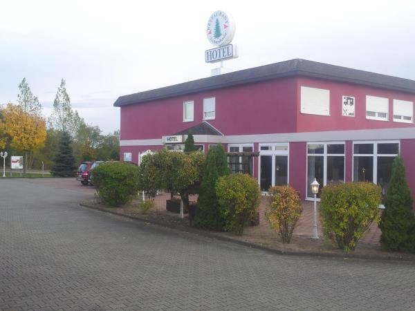 Hotelbilleder: Hotel-Restaurant Zur Fichtenbreite, Coswig