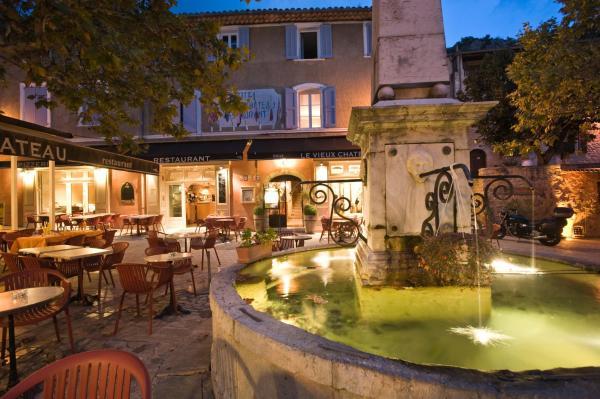 Hotel Pictures: Hotel du Vieux Chateau, Aiguines