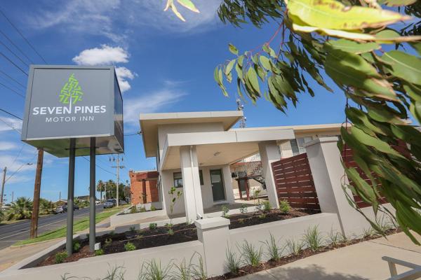 Hotelbilleder: Seven Pines Motor Inn, Mildura