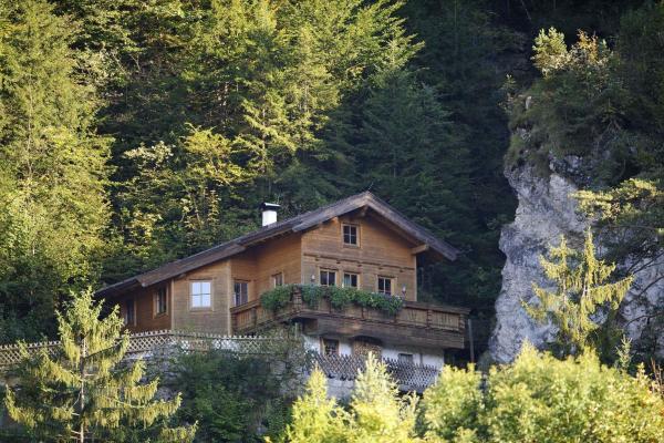 ホテル写真: Wasserfallhütte Kufstein, クーフシュタイン