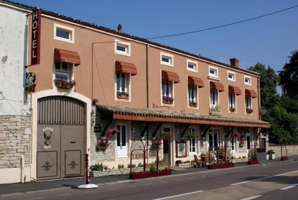 Hotel Pictures: Le Relais de l'Abbaye, Tournus