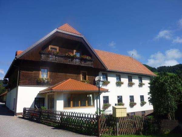 Hotelbilleder: Gasthaus Fiedlwirt, Obdach