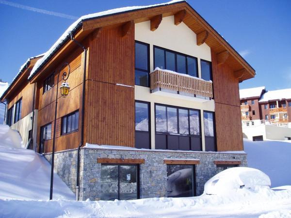 Hotel Pictures: Résidence La Marmottane, Aime