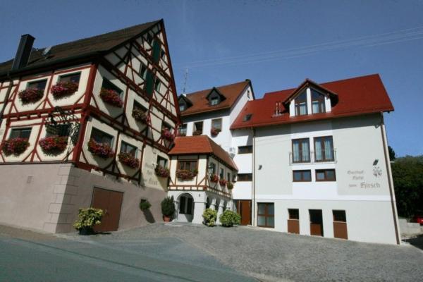 Hotel Pictures: Gasthof Hotel Zum Hirsch***S, Kirchen