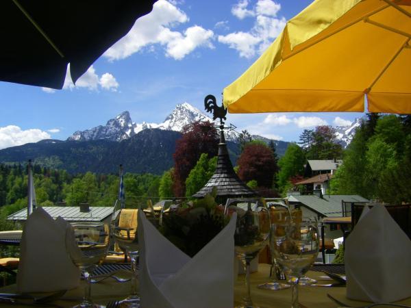 Hotel Pictures: Alpenhotel Kronprinz, Berchtesgaden