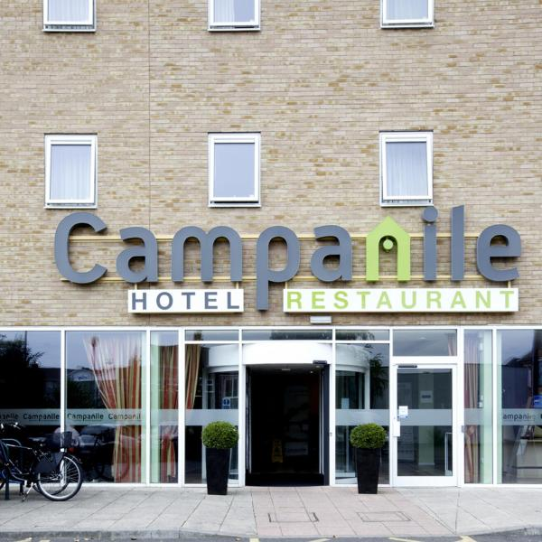 Hotel Pictures: Campanile Hotel Leicester, Leicester