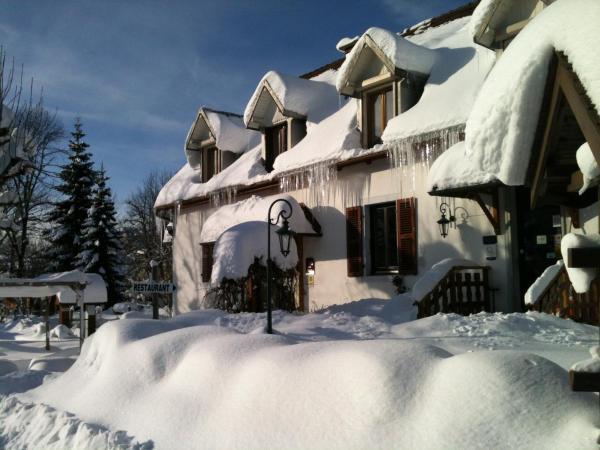 Hotel Pictures: Le Jardin de la Rivière, Foncine-le-Haut