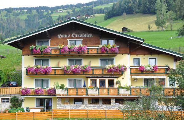 Zdjęcia hotelu: Haus Ortsblick, Wagrain