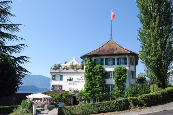 Hotel Pictures: Jagd-Schloss, Merlischachen