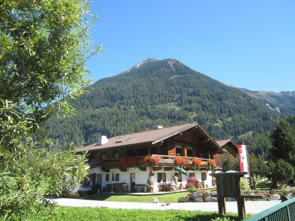 Fotos de l'hotel: Landsitz im Reitle, Längenfeld
