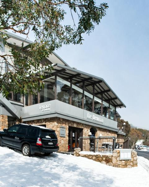 酒店图片: The Denman Hotel in Thredbo, 斯瑞德伯