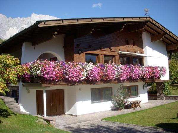 Hotellikuvia: Haus Ruech, Mieming
