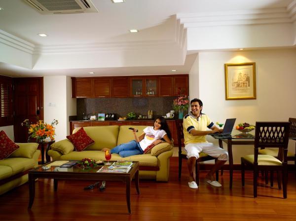 Club Suite - Two Bedrooms Suite