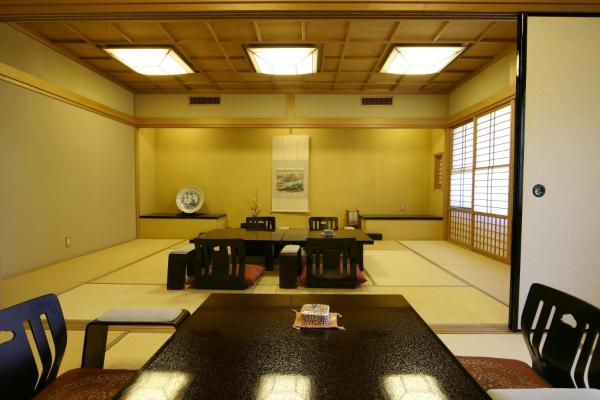 Deluxe Japanese-Style Triple Room