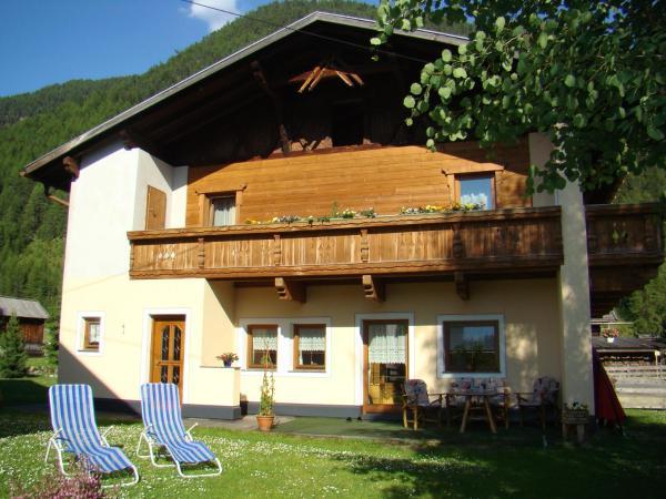 Zdjęcia hotelu: Haus am Brunnen, Umhausen