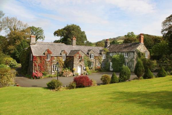 Hotel Pictures: Collaven Manor, Okehampton