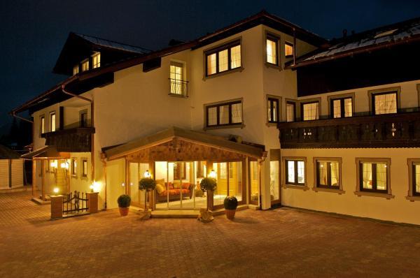 Hotelbilleder: Hotel Hubertushof Wellnesshotel & Restaurant, Oberstaufen