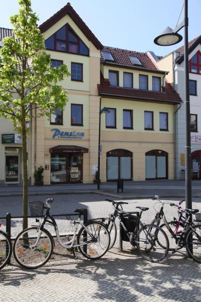 Hotelbilleder: Pension am Markt, Lübben
