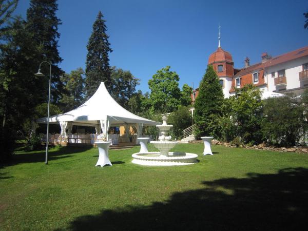 Hotel Pictures: Parkhotel Schillerhain, Kirchheimbolanden