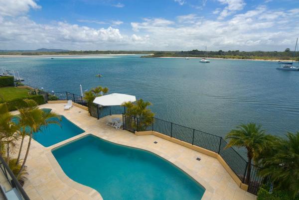 Hotellikuvia: Commodore Apartments, Noosa Heads