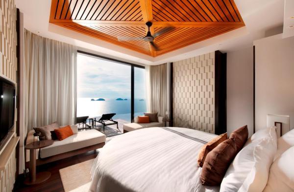 Two-Bedroom Pool Villa with Ocean View