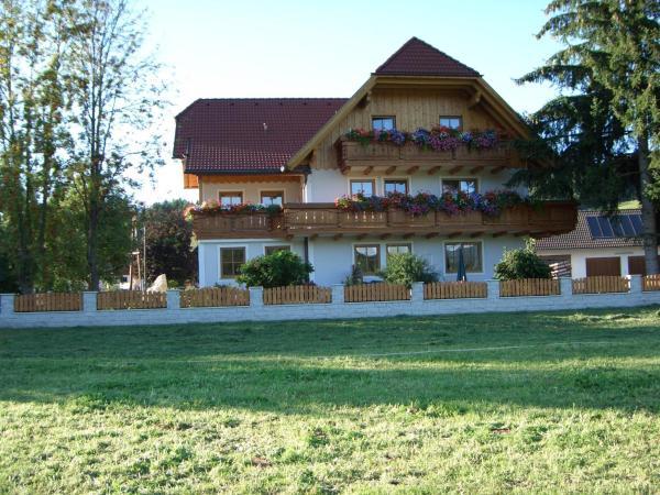 ホテル写真: Bio Bauernhof Schoberhof, Sankt Andrä im Lungau