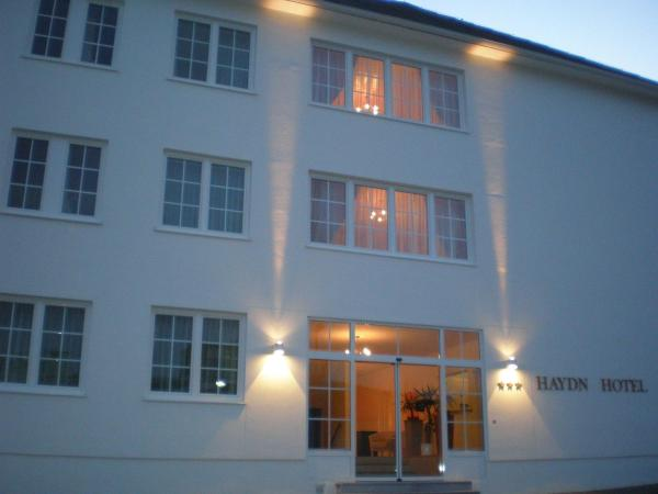 Фотографии отеля: Haydn Hotel, Айзенштадт