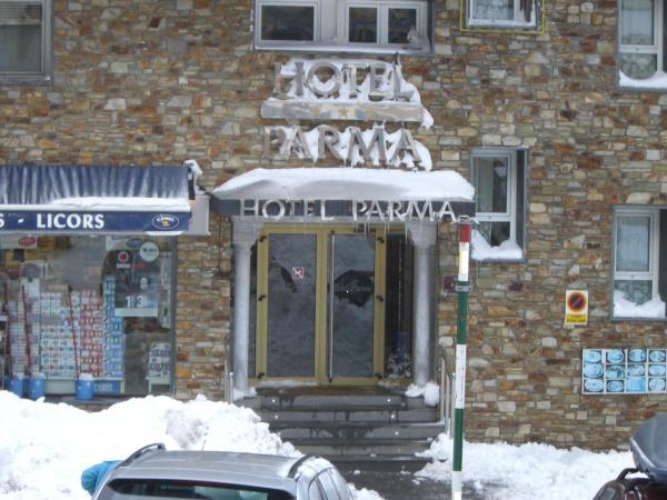 Fotos del hotel: Hotel Parma, Pas de la Casa