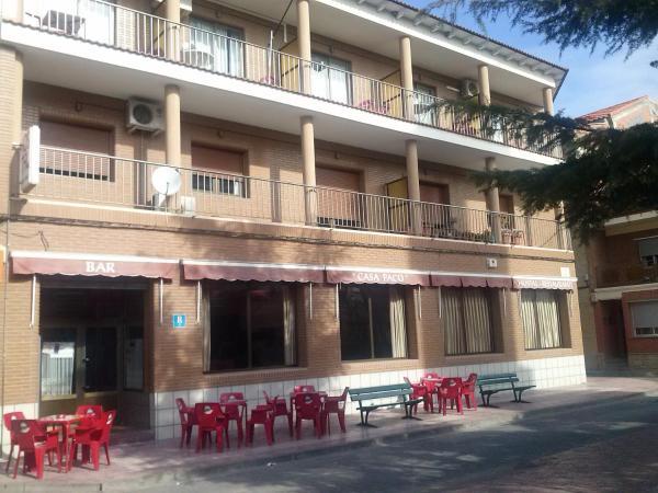 Hotel Pictures: Hostal Restaurante Casa Paco, Alfajarín