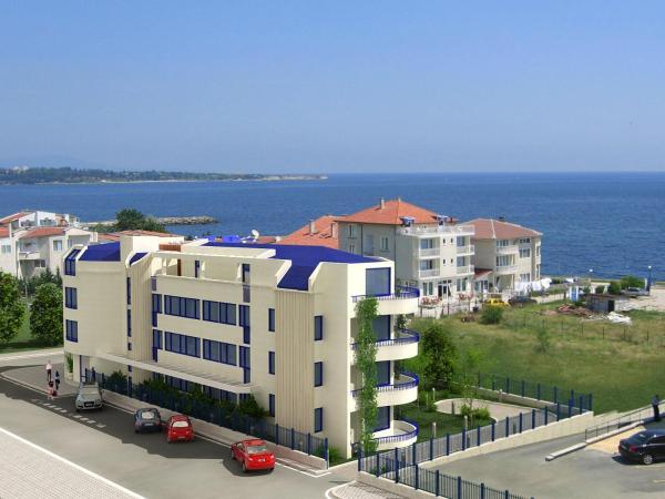 Fotografie hotelů: Aparthotel Blue Marine, Ravda