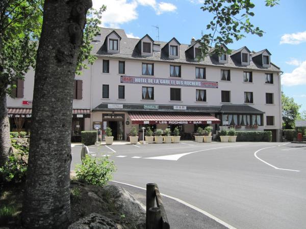 Hotel Pictures: Logis Hotel Des Rochers, Marvejols