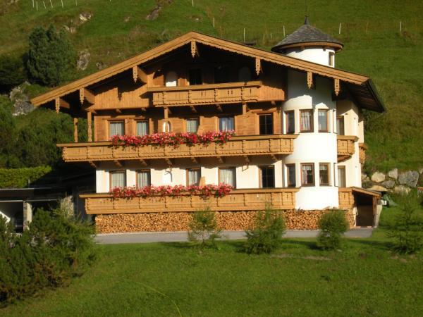 Fotografie hotelů: Appartements Staudacher, Gerlos