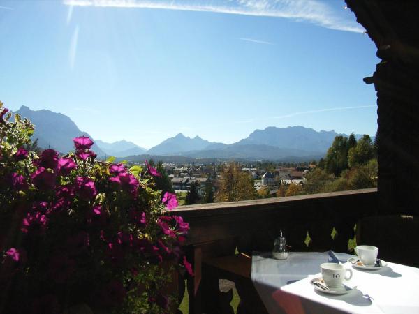 Hotel Pictures: Panoramahotel Karwendelhof, Wallgau