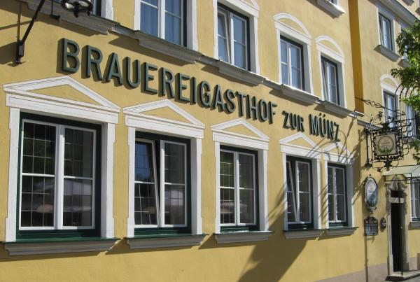 Hotelbilleder: Brauereigasthof zur Münz, Günzburg