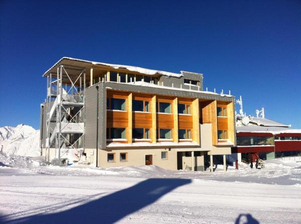 Hotellikuvia: Venet Gipfelhütte, Zams