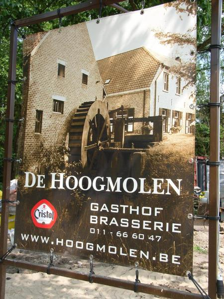 Fotografie hotelů: Hotel-Brasserie De Hoogmolen, Meeuwen