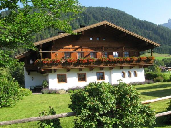 Fotos do Hotel: Landhaus Salzburg, Werfenweng
