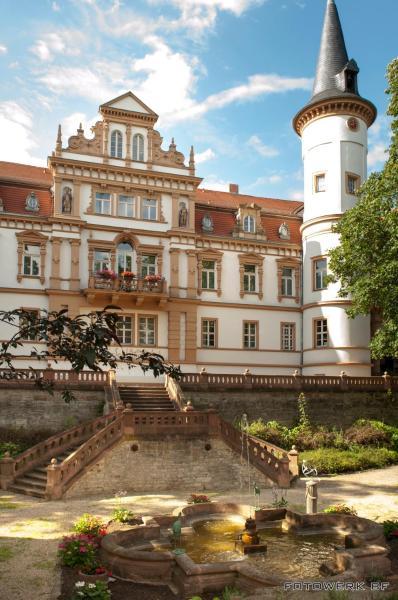 Hotelbilleder: Schlosshotel Schkopau, Merseburg