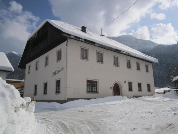 Hotellikuvia: Bauernhof Maar, Gundersheim