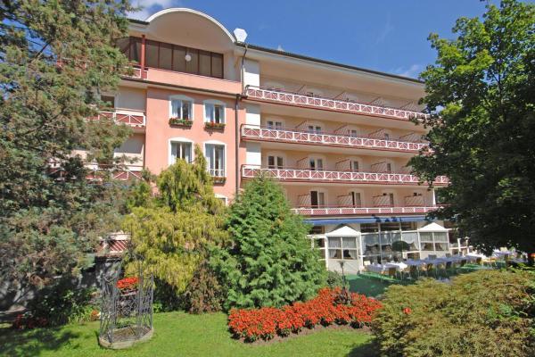 ホテル写真: Dermuth Hotels – Hotel Sonnengrund, ペルトシャッハ