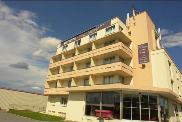 Hotel Pictures: Hôtel Magdalena, Varennes Vauzelles