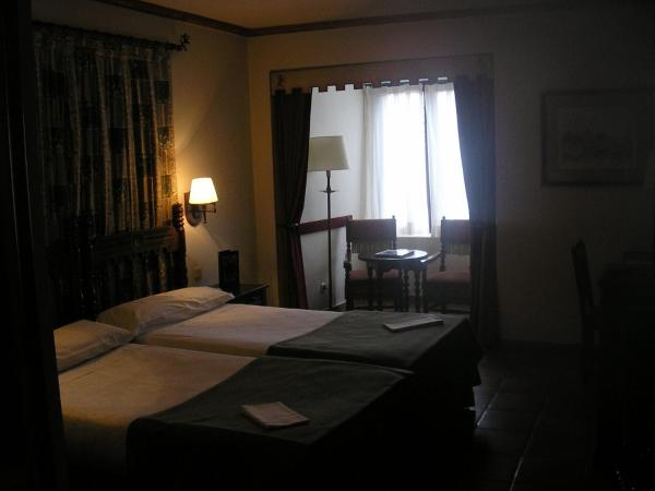 Double or Twin Room with Extra Bed (2 Adults + 1 Child)