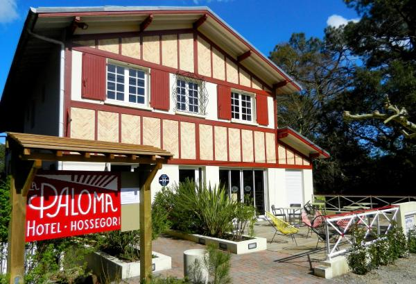 Hotel Pictures: Hôtel La Paloma, Hossegor
